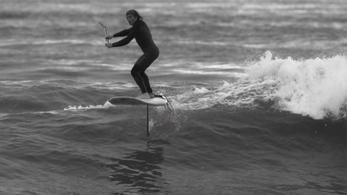 SupFoil ou comment surfer en lévitation au dessus de l'eau