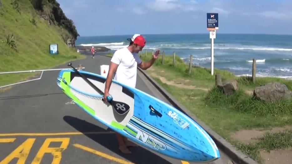 Nouvelle vidéo de Titouan Puyo en Nouvelle Zélande