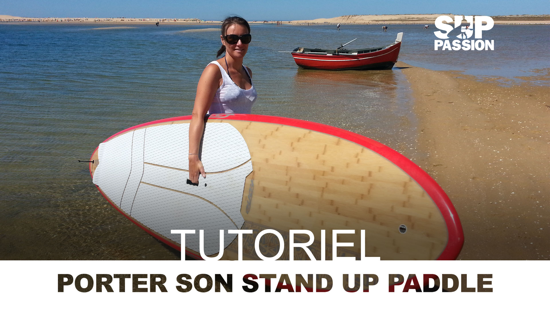 Comment on porte sa planche de stand up paddle ?