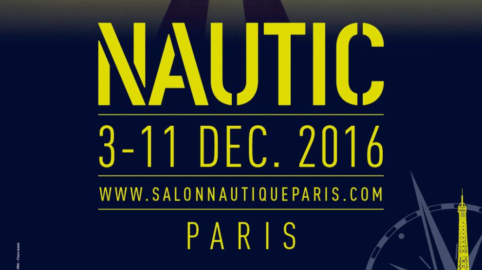 Découvrez les visuels du salon Nautic de Paris 2016