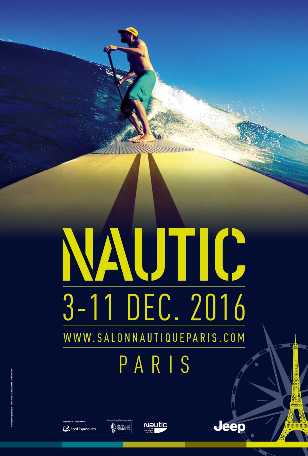 stand up paddla nautic 2016