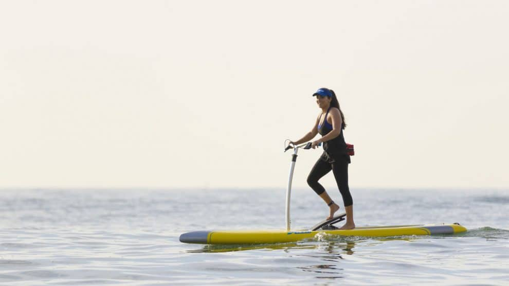 Le nouveau stand up paddle Hobie Mirage Eclipse