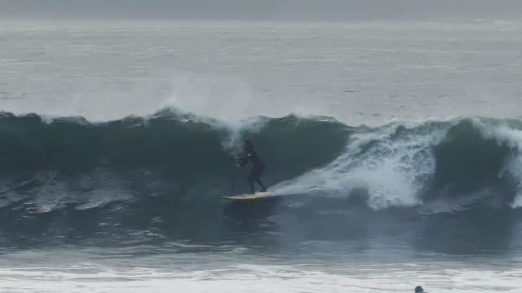Vidéo stand up paddle surf à Vancouver Island
