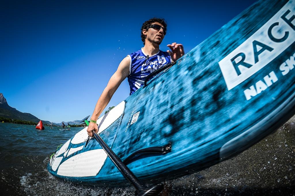 Dan Gavere impose sa supériorité en River Sup à Outdoormix Festival 2016