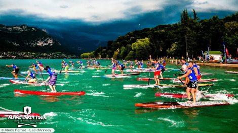 Pop Race et Fat Race à Annecy les 11 et 12 juin 2016
