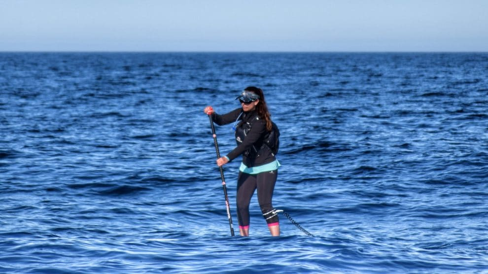 La Paddle Raid 2016 avec notre Sup Addict Ingrid Ulrich
