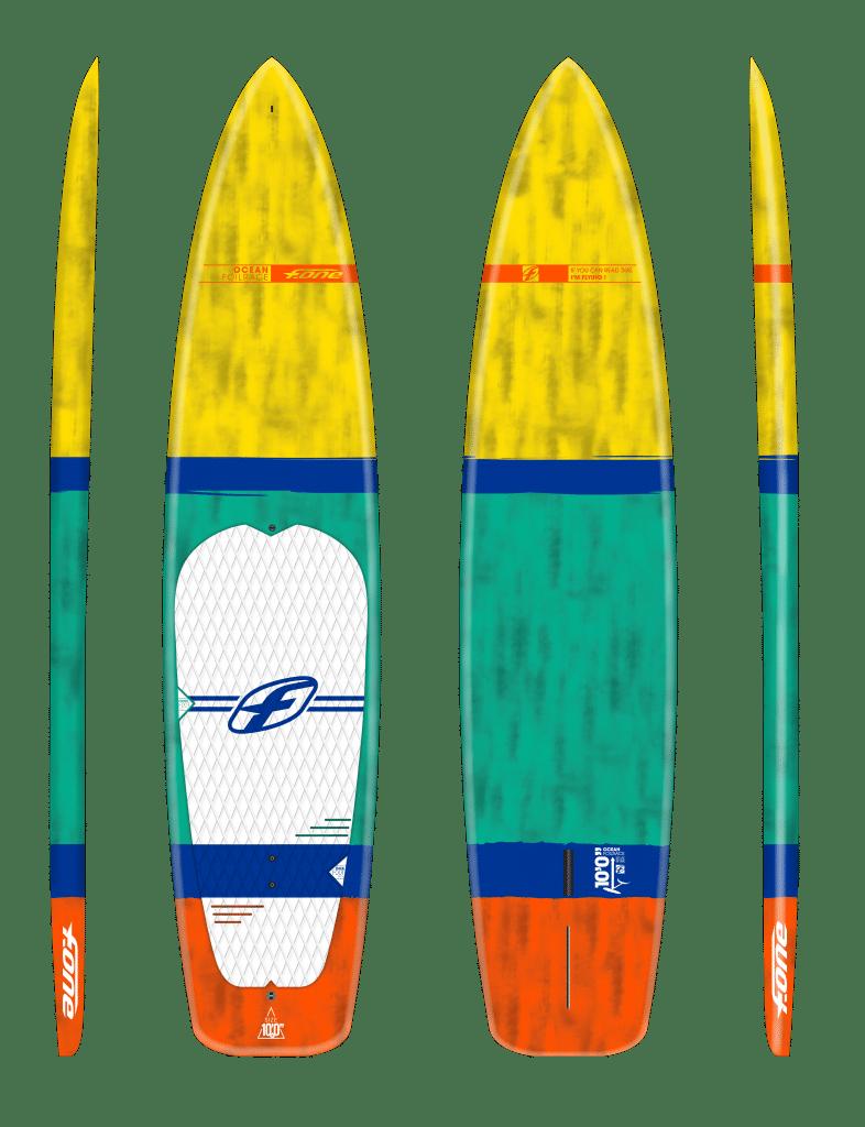 Le downwind race foil: la OCEAN BOARD