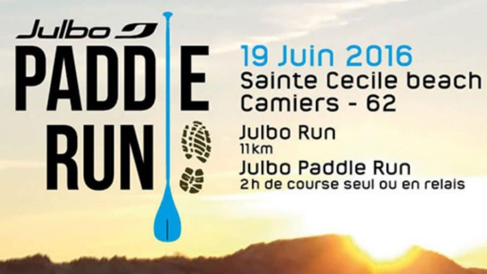 Julbo Paddle Run le 19 juin 2016 à Camier