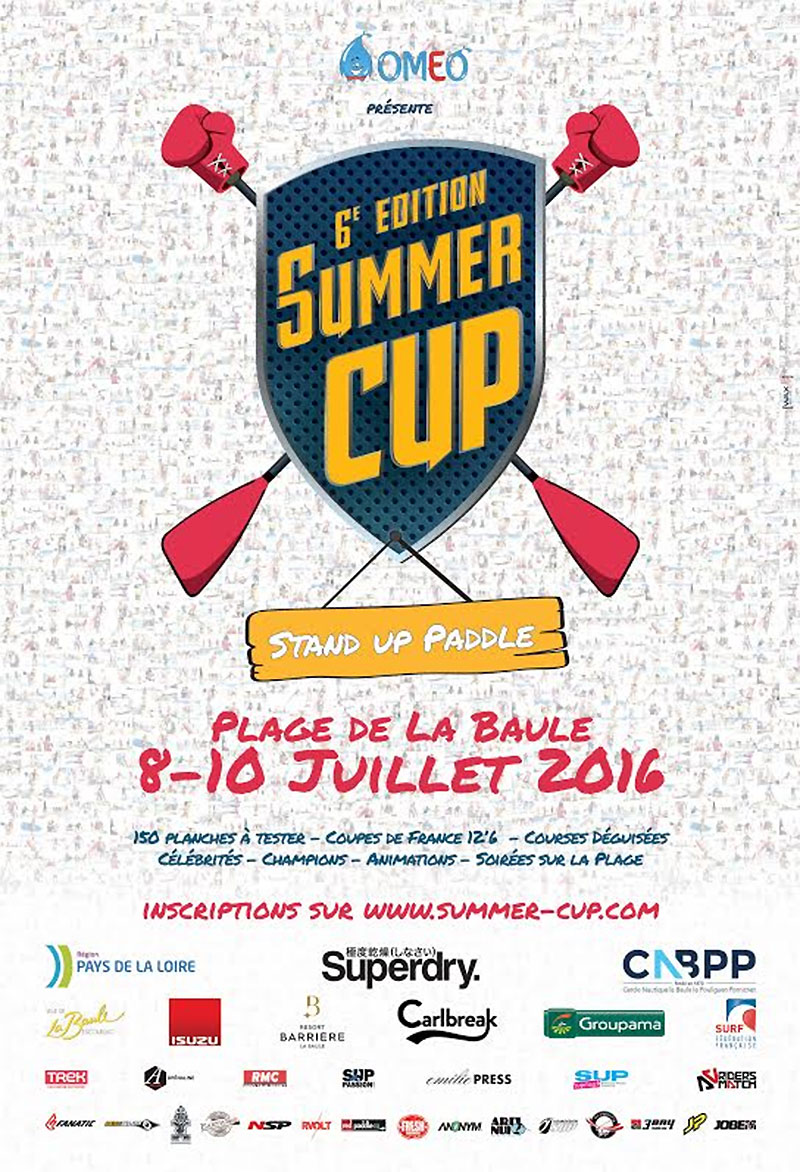 La Summer Cup de La Baule du 8 au 10 juillet 2016