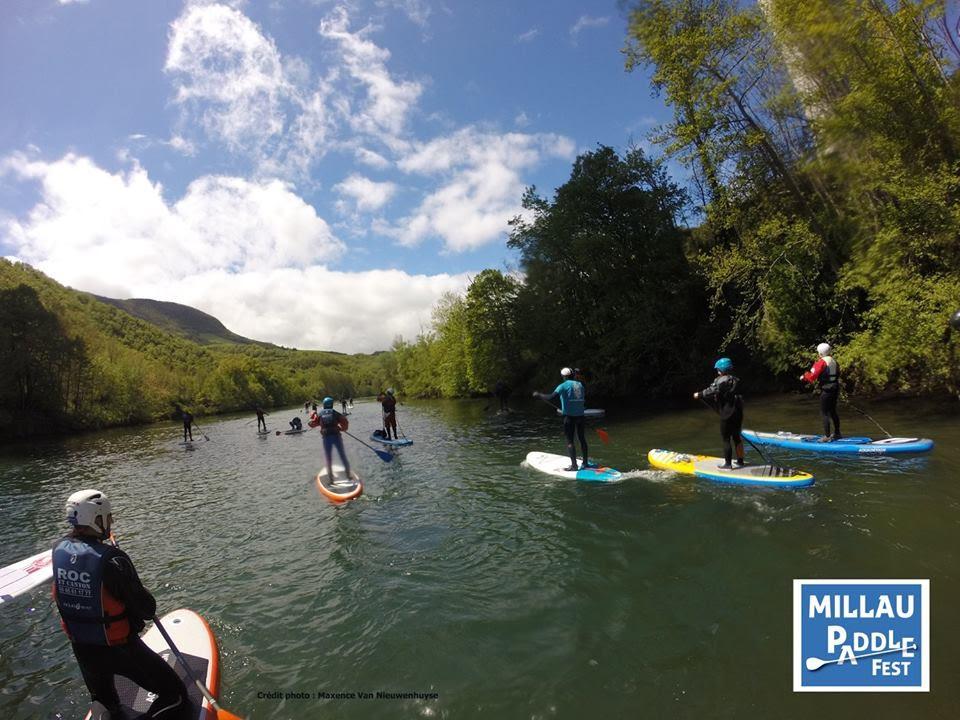 Retour sur le Milau Paddle Festival 2016