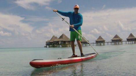Les diplômes pour devenir moniteur de stand up paddle