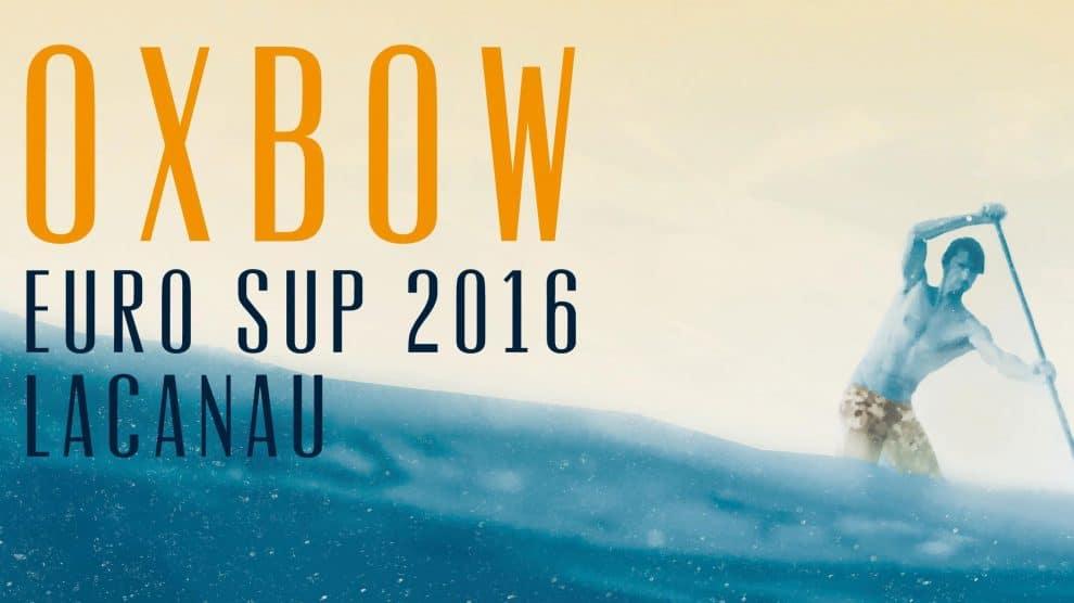 L'Oxbowsup Challenge Lacanau 2016 au Lac Du Moutchic