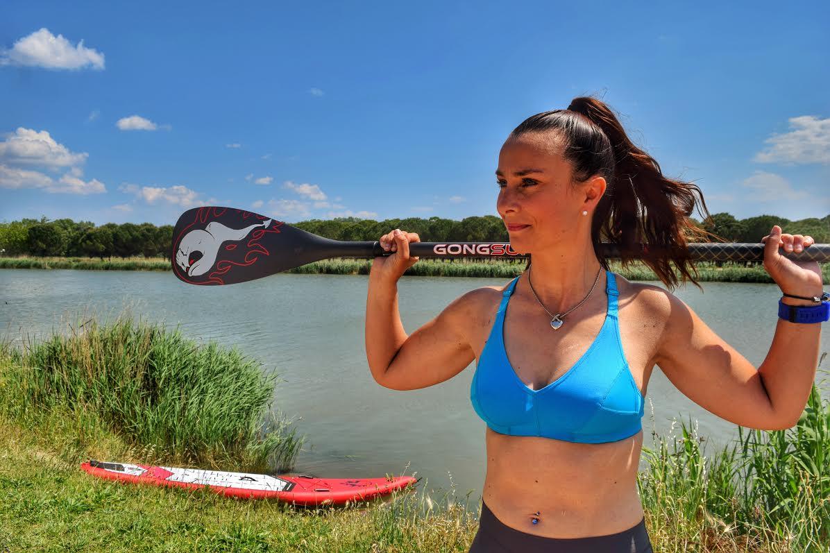 Récit féminin de la Dordogne Intégrale en stand up paddle