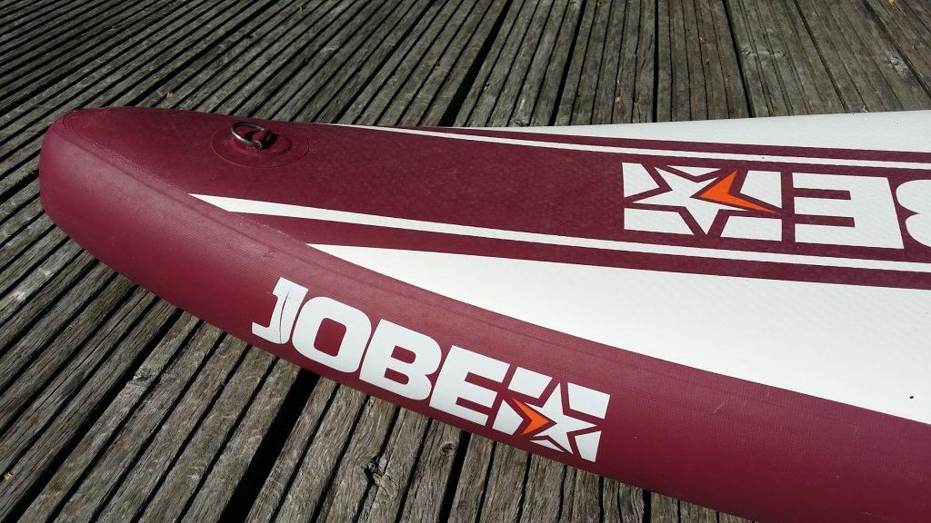 Tout savoir sur la paddle Aerosup 12'6 de Jobe Sport