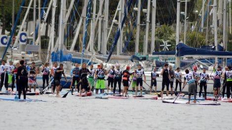 Retour sur Lorient - Hennebont Paddle Race 2016