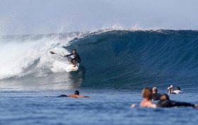Mondiaux de stand up paddle 2016 à Fidji