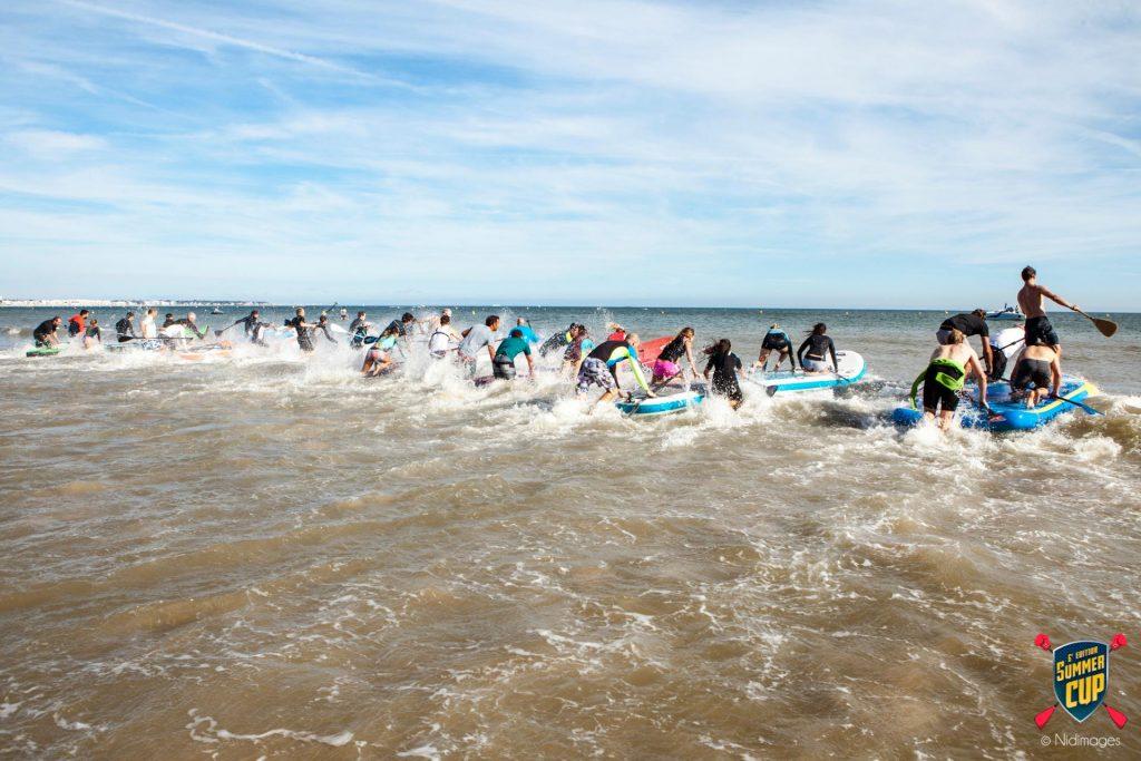 La Summer Cup 2016 l'événement stand up paddle de l'été !