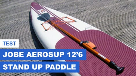 Stand up paddle Aerosup 12'6 Jobe Sport