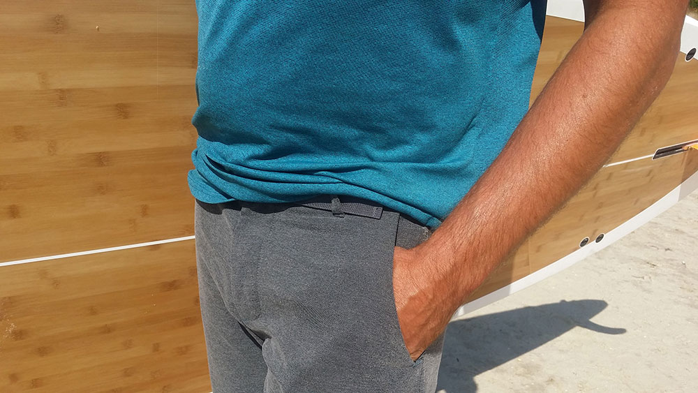 Bas Discover Shorts Men Nero 1