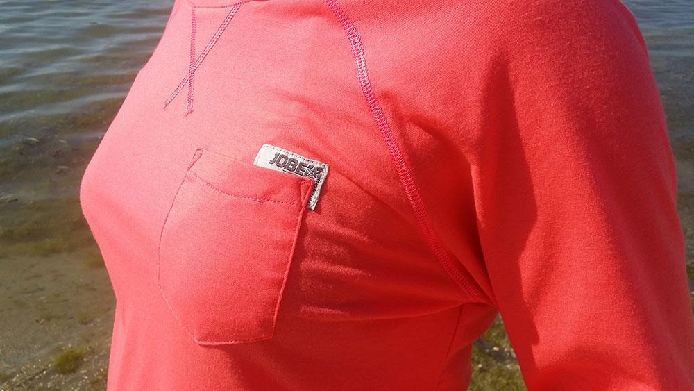 Haut Discover LooseFit Shirt Women Coral 1