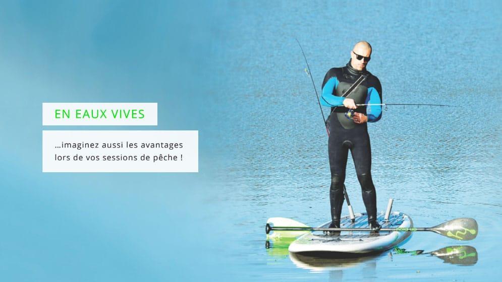 Jouez et gagnez une pagaie de stand up paddlev AL Adult Hold Up 190/220