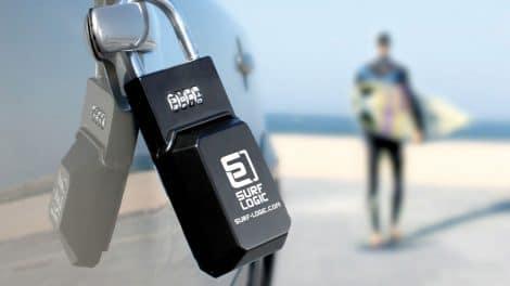 Où cacher sa clef de voiture quand on va faire du stand up paddle ?