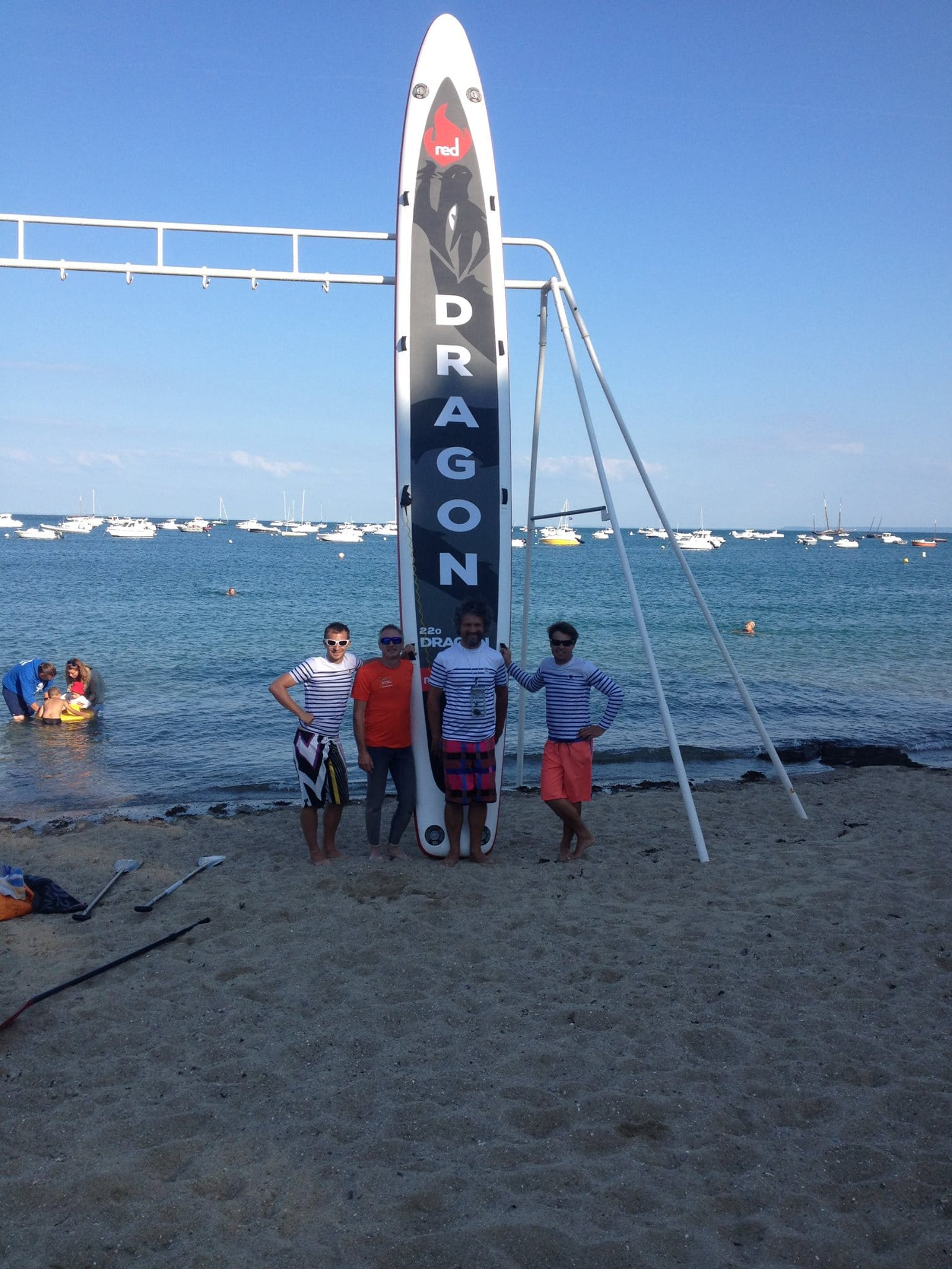 dragon stand up paddle 2