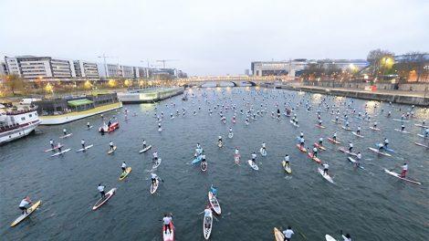Nautic Sup Paris Crossing le dimanche 4 décembre 2016