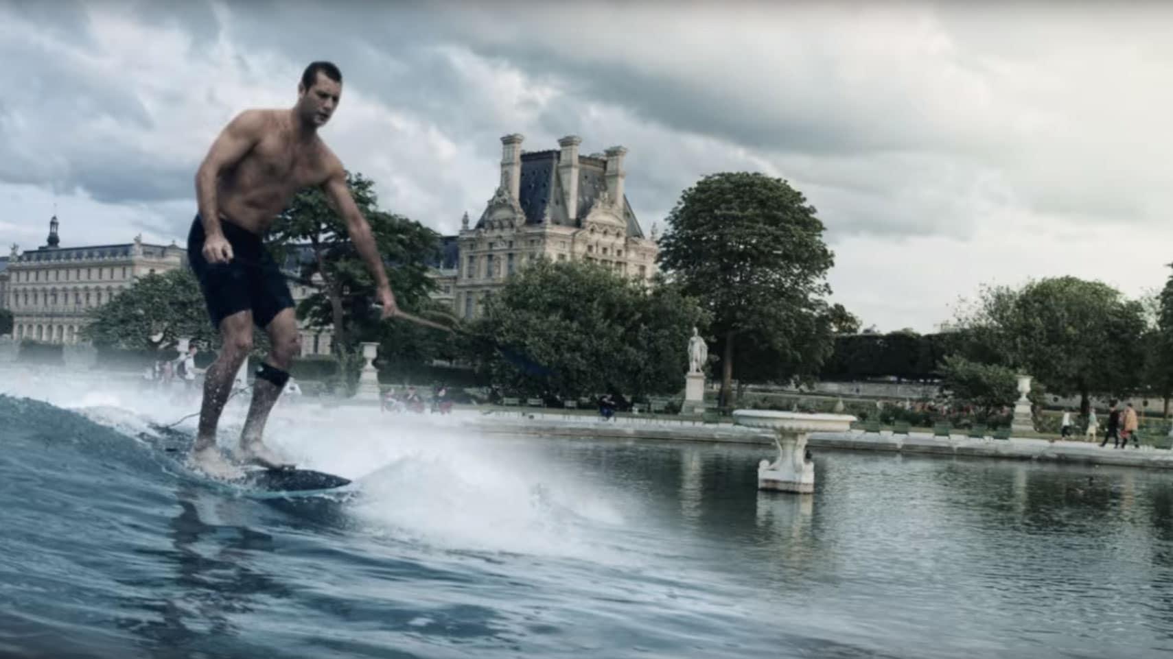 Découvrez le nouveau Spot TV du Salon Nautic Paris 2016