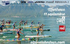 Alpine Lakes Tour Montreux 2016