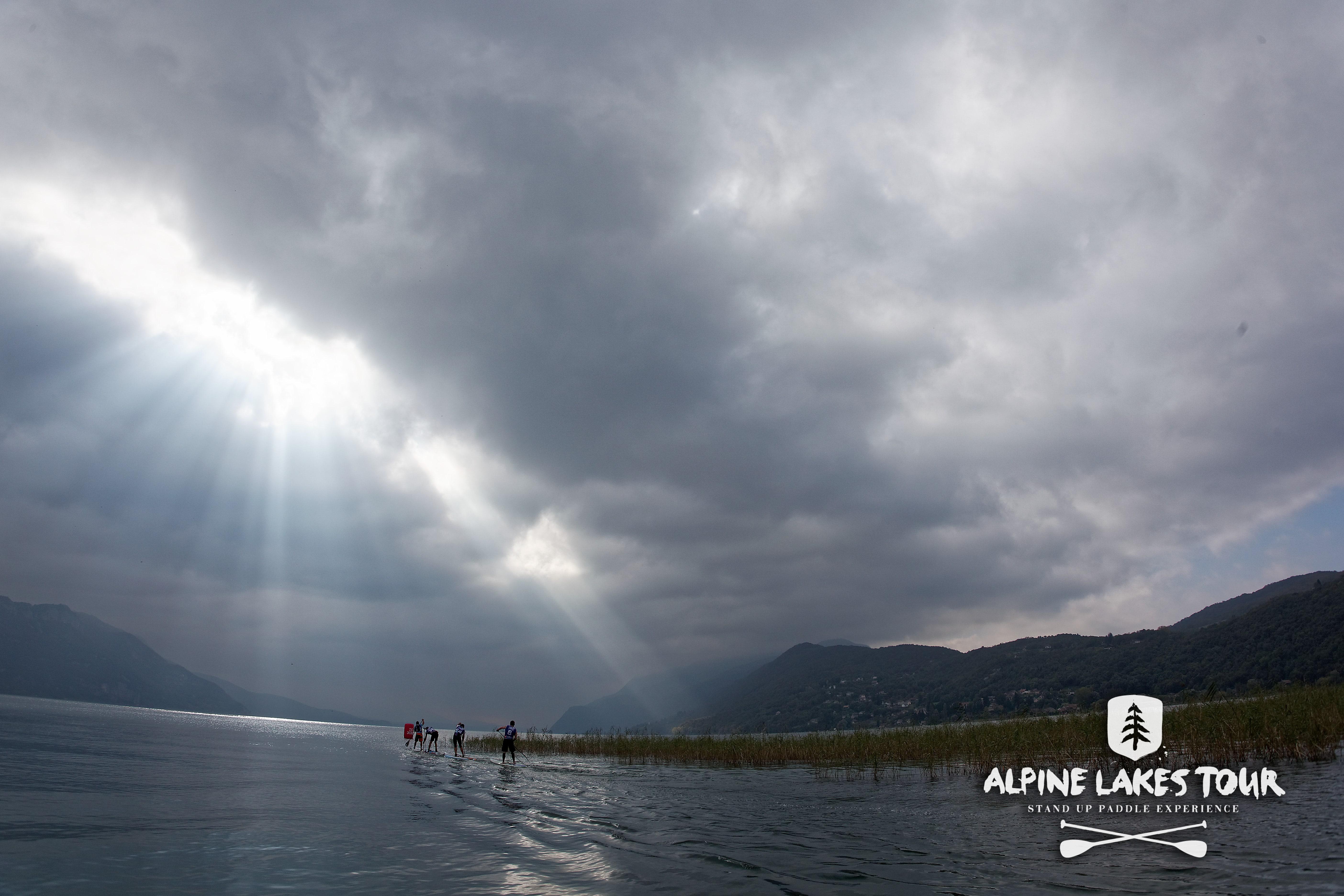 Alpine Lakes Tour sur le pittoresque canal de Savières