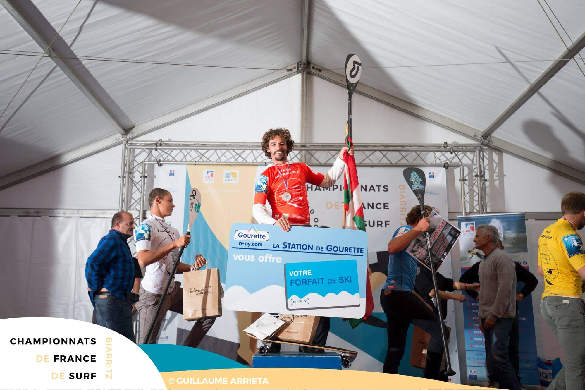 Résultat championnat de France de stand up paddle 2016