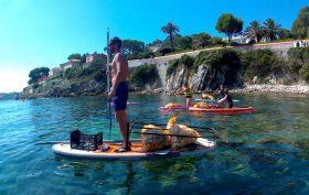 Paddle Cleaner chasse le plastique et les déchets sur nos côtes