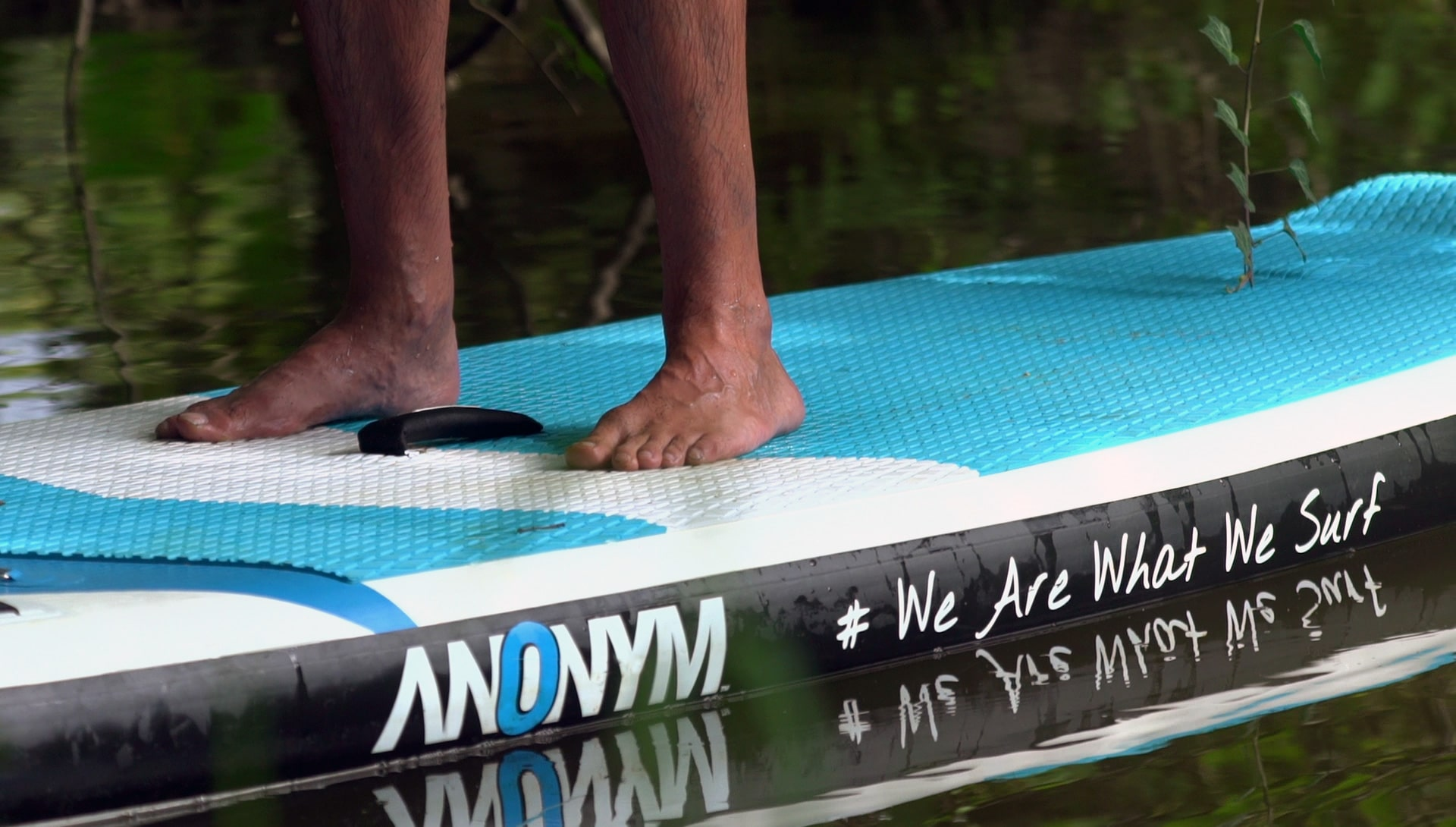 "Nous avons testé le stand up paddle Bic Fct 10'3"" d'Anonym"