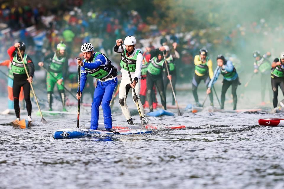 1800 participants au 32ème marathon des Gorges de l'Ardèche