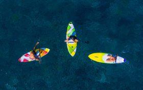 F-One dévoile son nouveau catalogue stand up paddle 2017