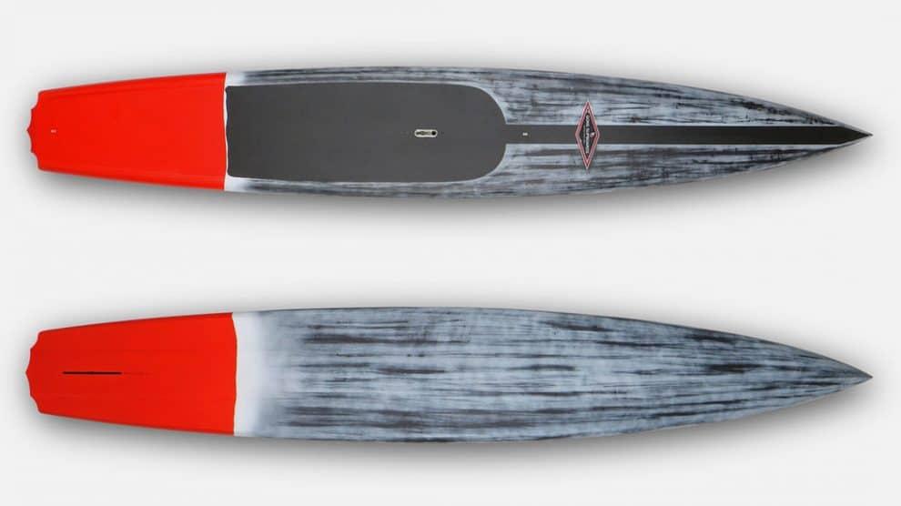 Gong Sup présente ses nouveaux stand up paddle race 2017