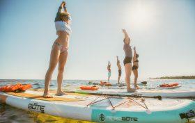 """Vidéo """"Ahimsa, a yoga retreat"""" de Bote Board"""