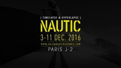 Vidéo J-2 avant l'ouverture du Salon Nautique de Paris
