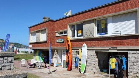 Surf'in Pourville, école de surf et de stand up paddle en Normandie