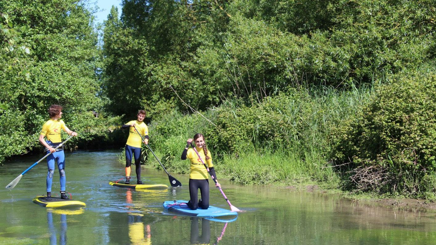Surf'in Pourville, école de surf et de stand up paddle en Normandie
