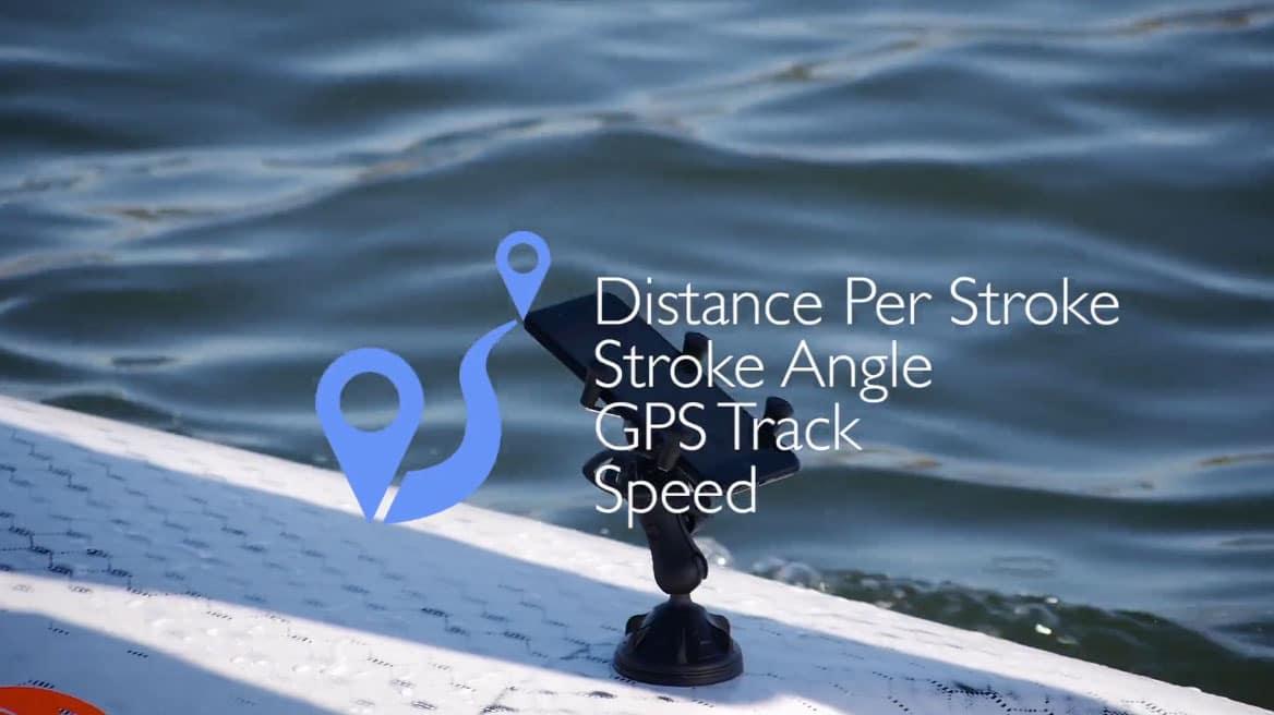 Quickblade propose une nouvelle pagaie de stand up paddle connecté !