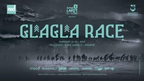Retour et résultat de la GlaGla Race 2017 à Talloires, Lac d'Annecy