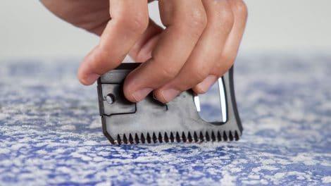 Comment enlever ou retirer la wax sur sa planche ?