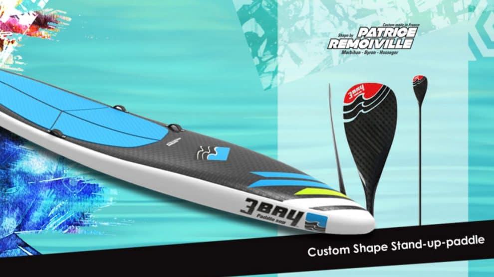 Quoi de neuf chez 3 Bay Paddle Sup en ce début d'année 2017 ?
