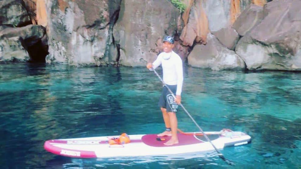 Portrait de Rodrigue, notre Sup Addict de l'île de la Martinique