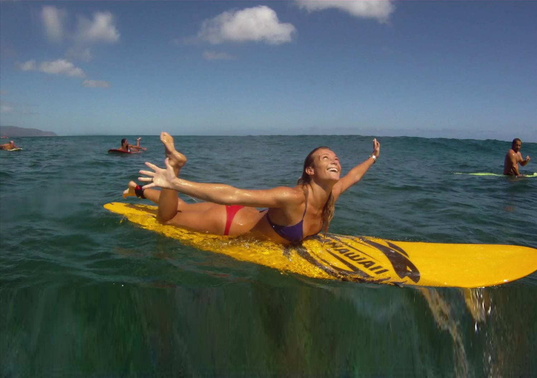 Sophia Tiaré Bartlow, la star du stand up paddle est décédée