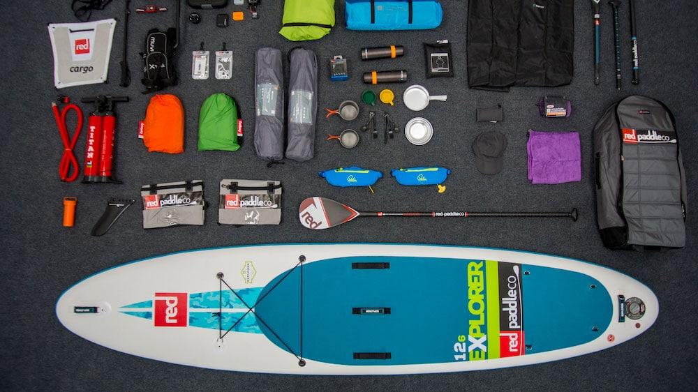 Créez votre propre aventure stand up paddle avec Red Paddle Co