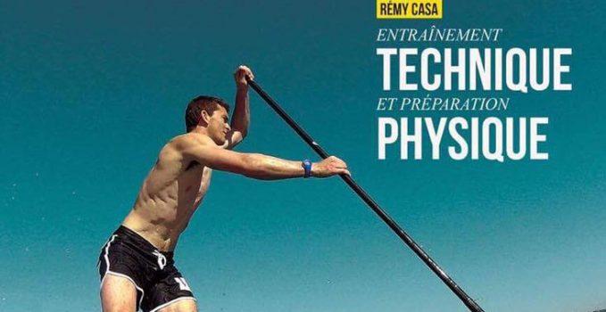 Nouveau livre fran ais sur le stand up paddle par remy for Stand en francais