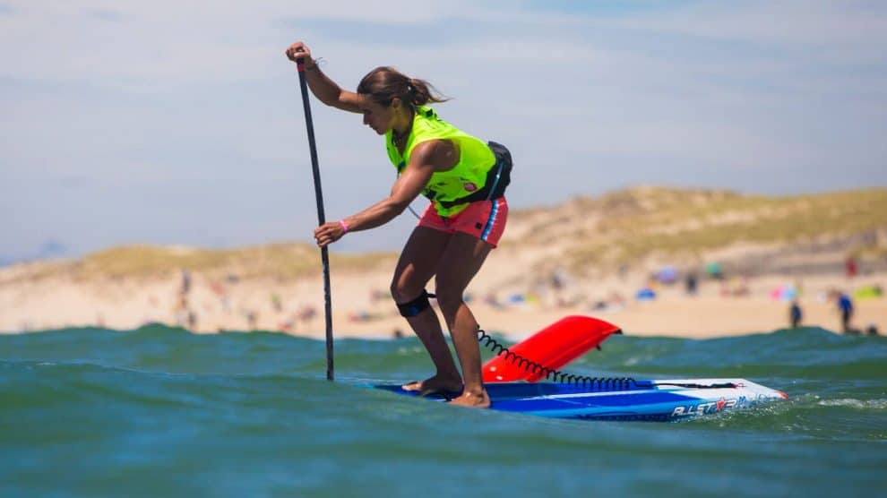 L'Oxbow Sup Challenge, 3 étapes de stand up paddle